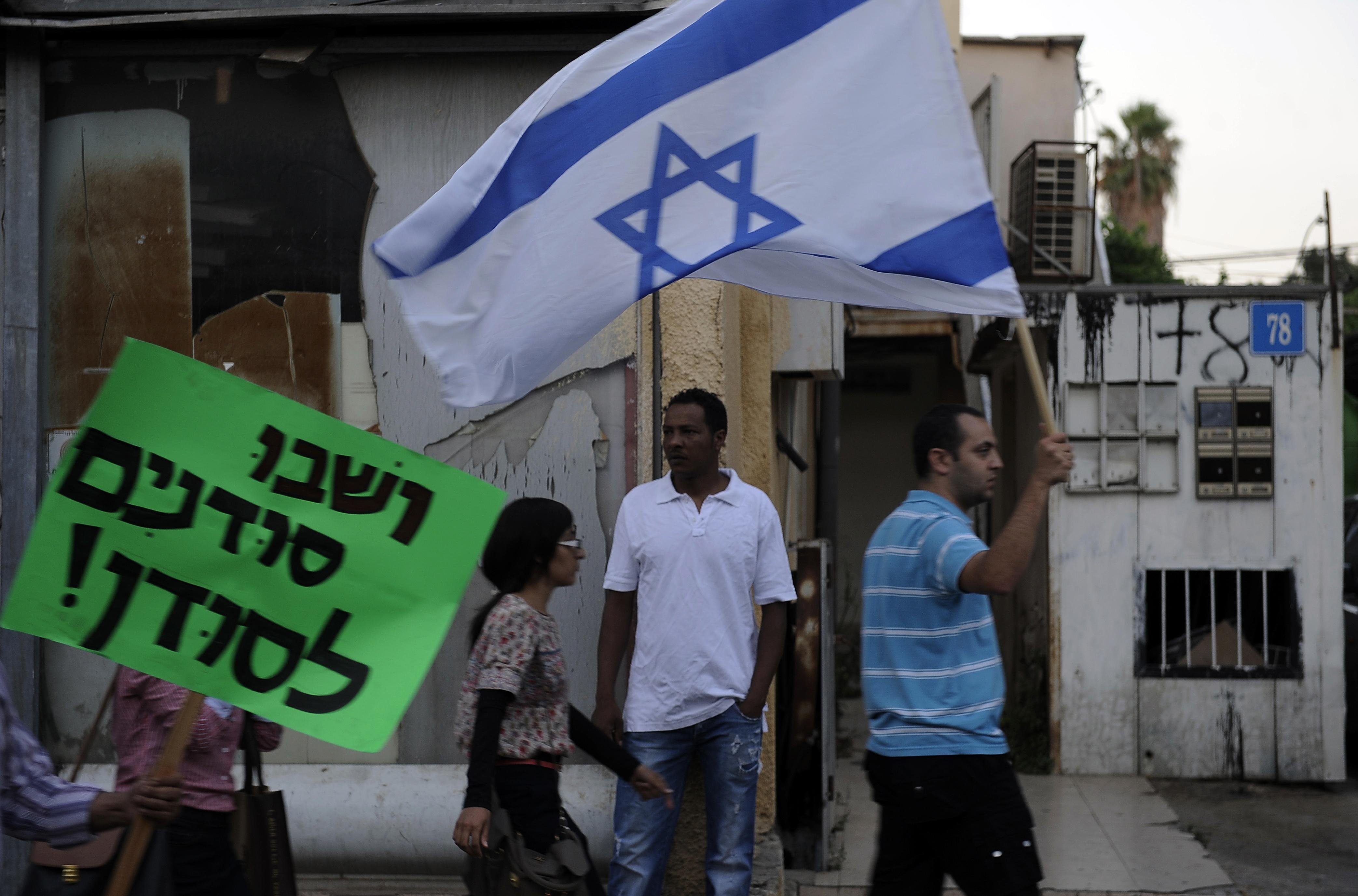 لماذا يرفض الإسرائيليون اللاجئين الأفارقة؟