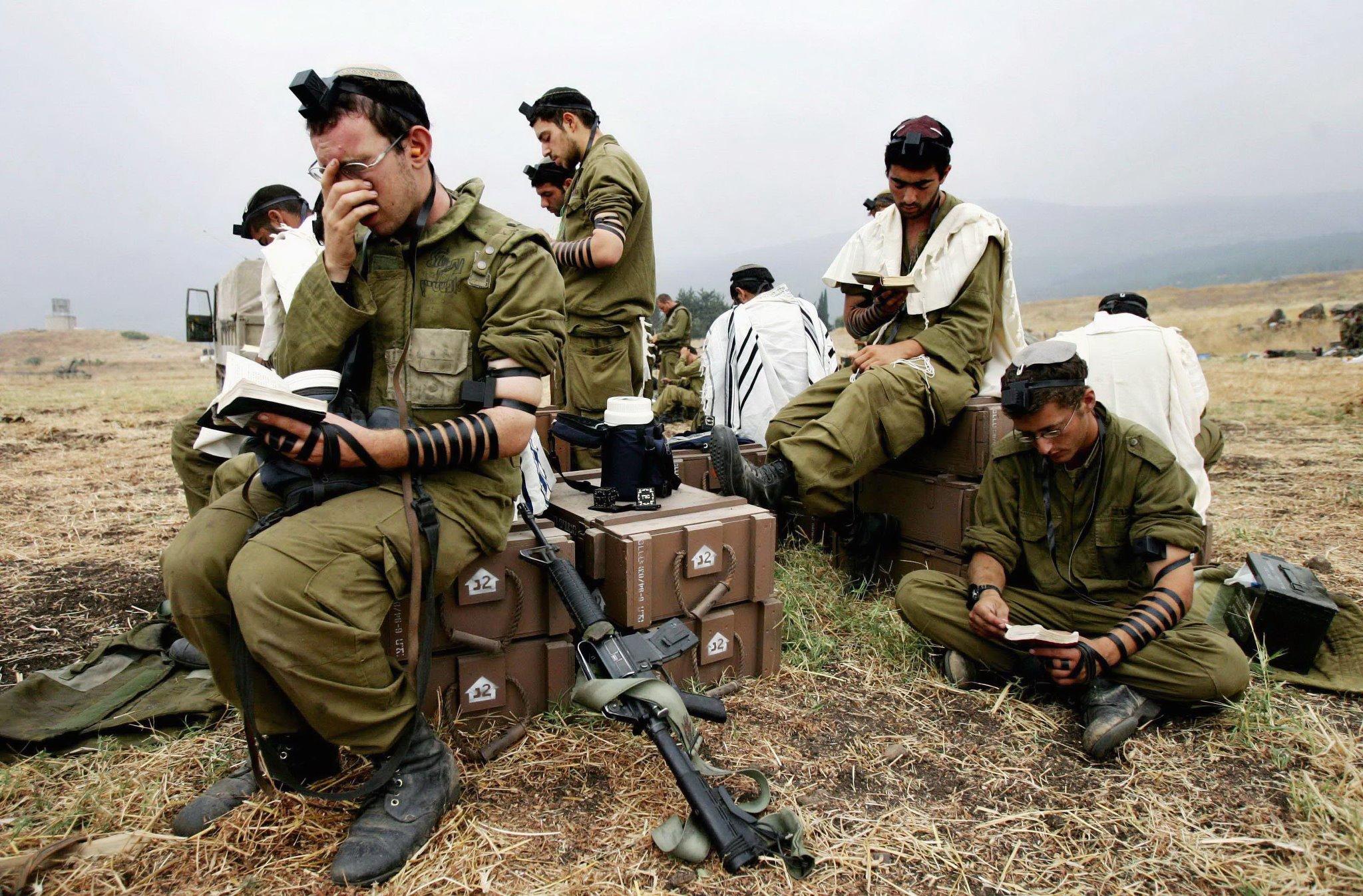 التوجهات الدينية المحرّكة لجيش الاحتلال الإسرائيلي