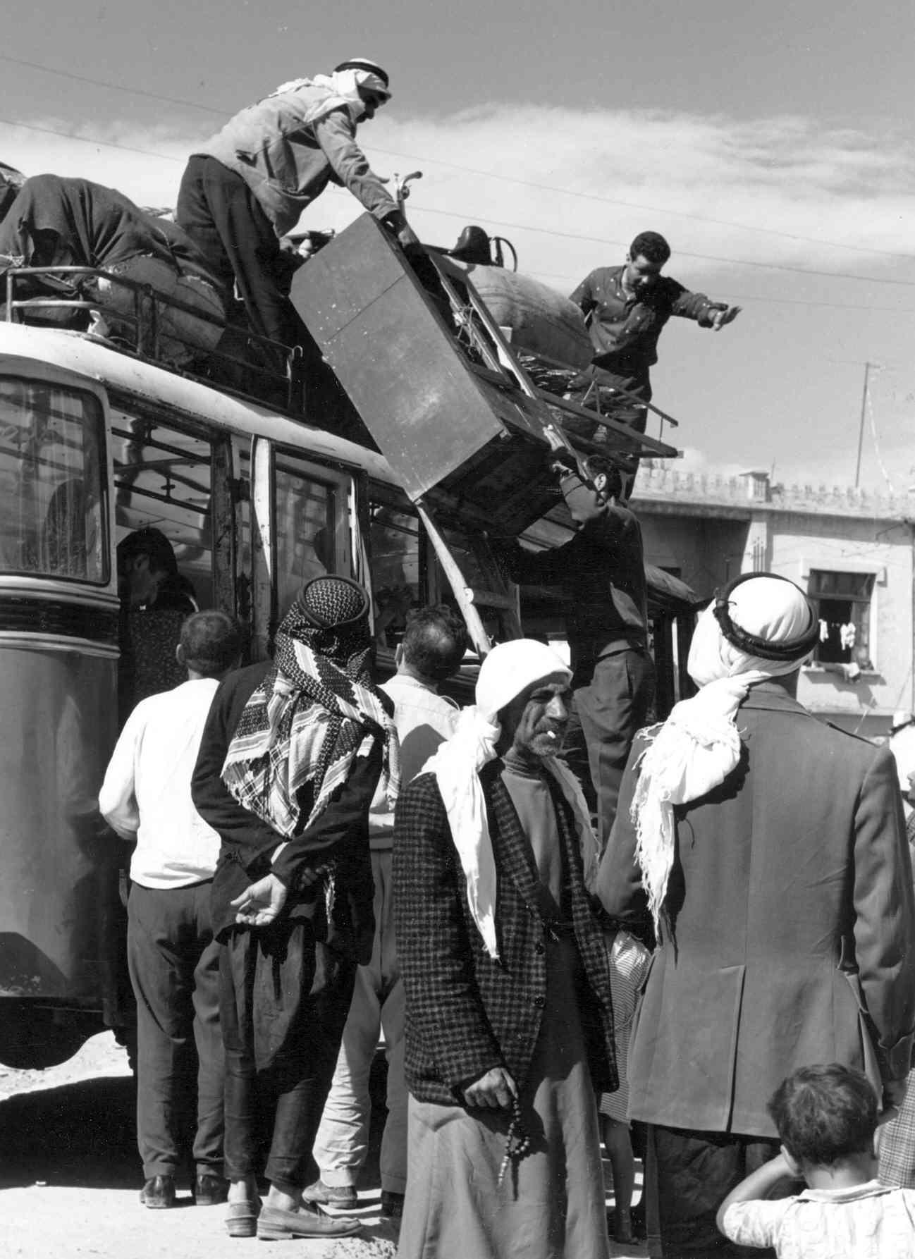 الأرشيف الصهيوني ومحاولات إثبات هروب الفلسطينيين عام 48