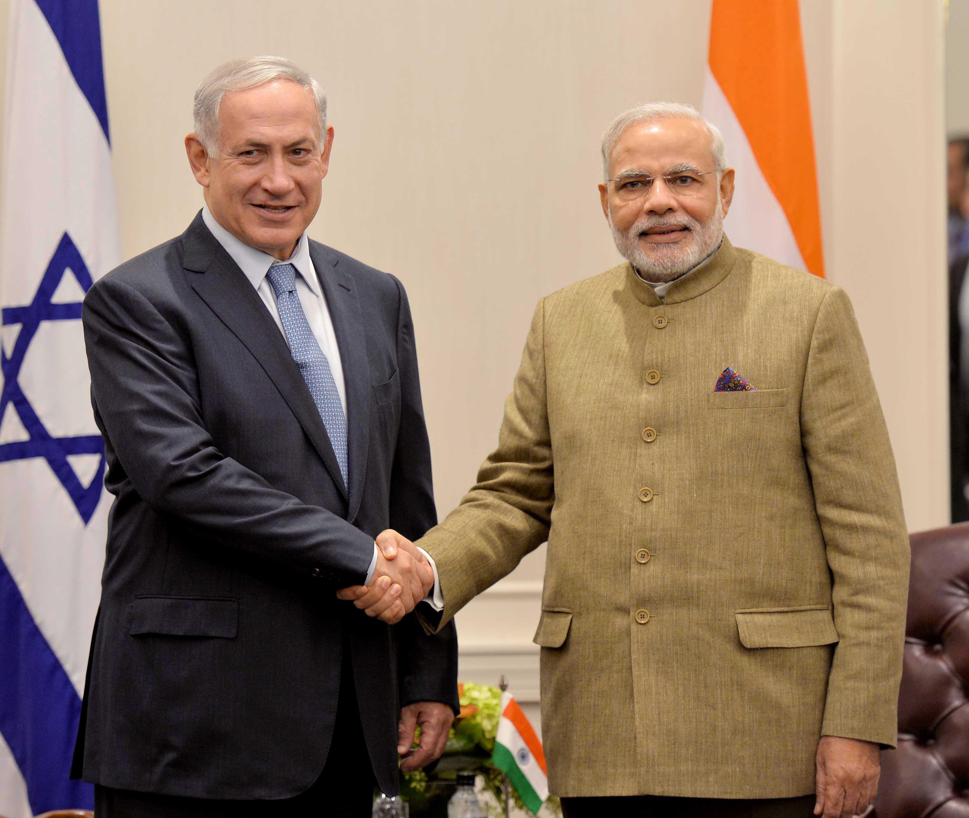 """تحوّلات السياسة الخارجية الهندية تجاه """"إسرائيل"""" وفلسطين"""