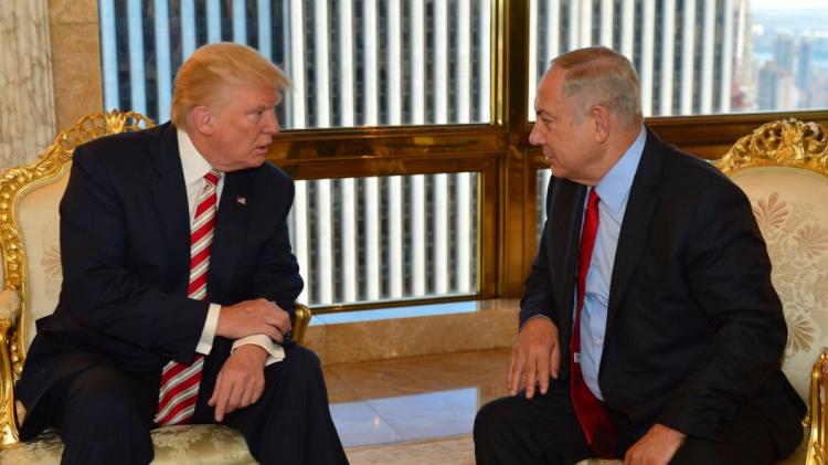 """رصد خاص: ماذا قال قادة """"إسرائيل"""" لترامب فور فوزه؟"""