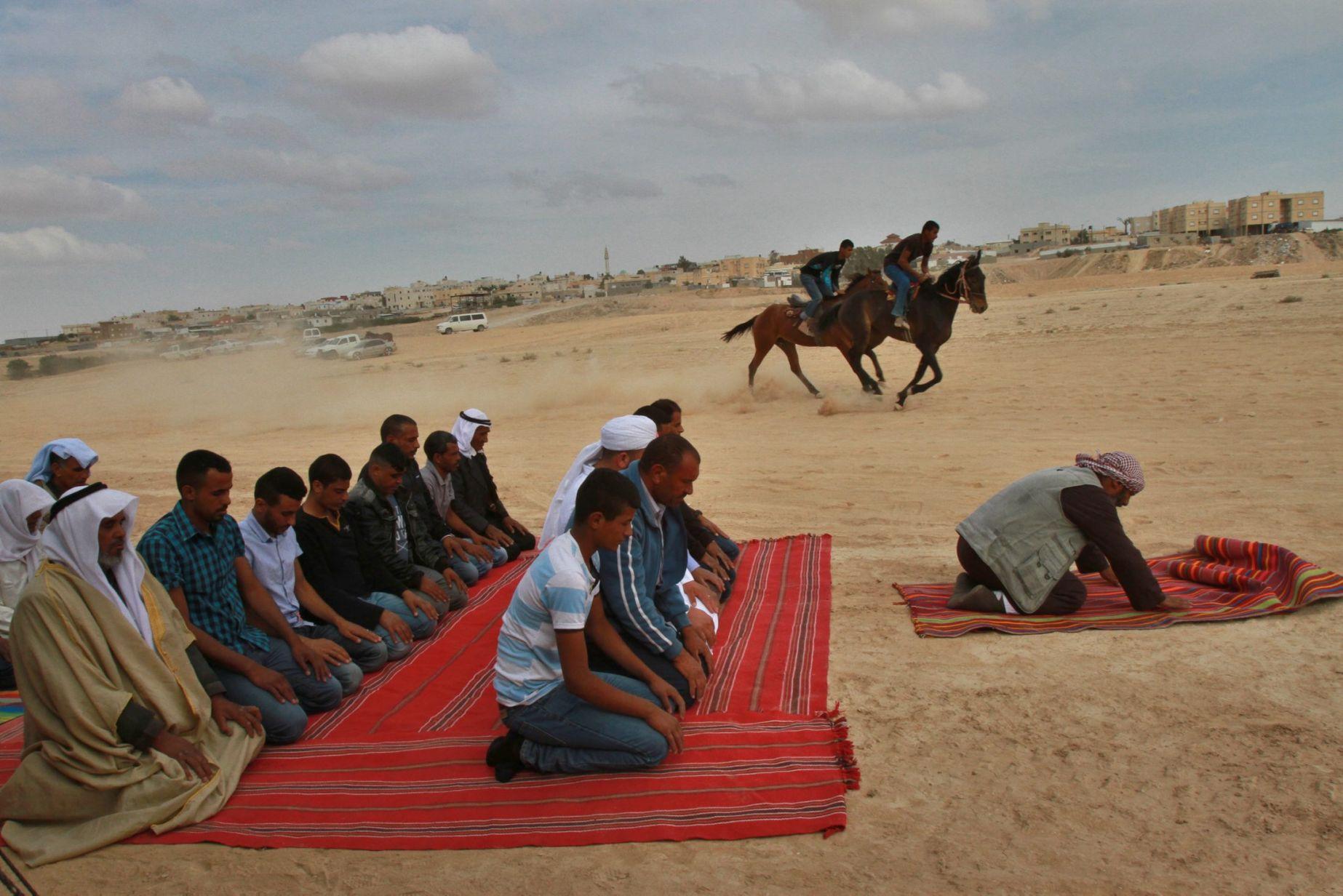 """""""إسرائيل"""" والمجتمع البدوي المستهدف"""