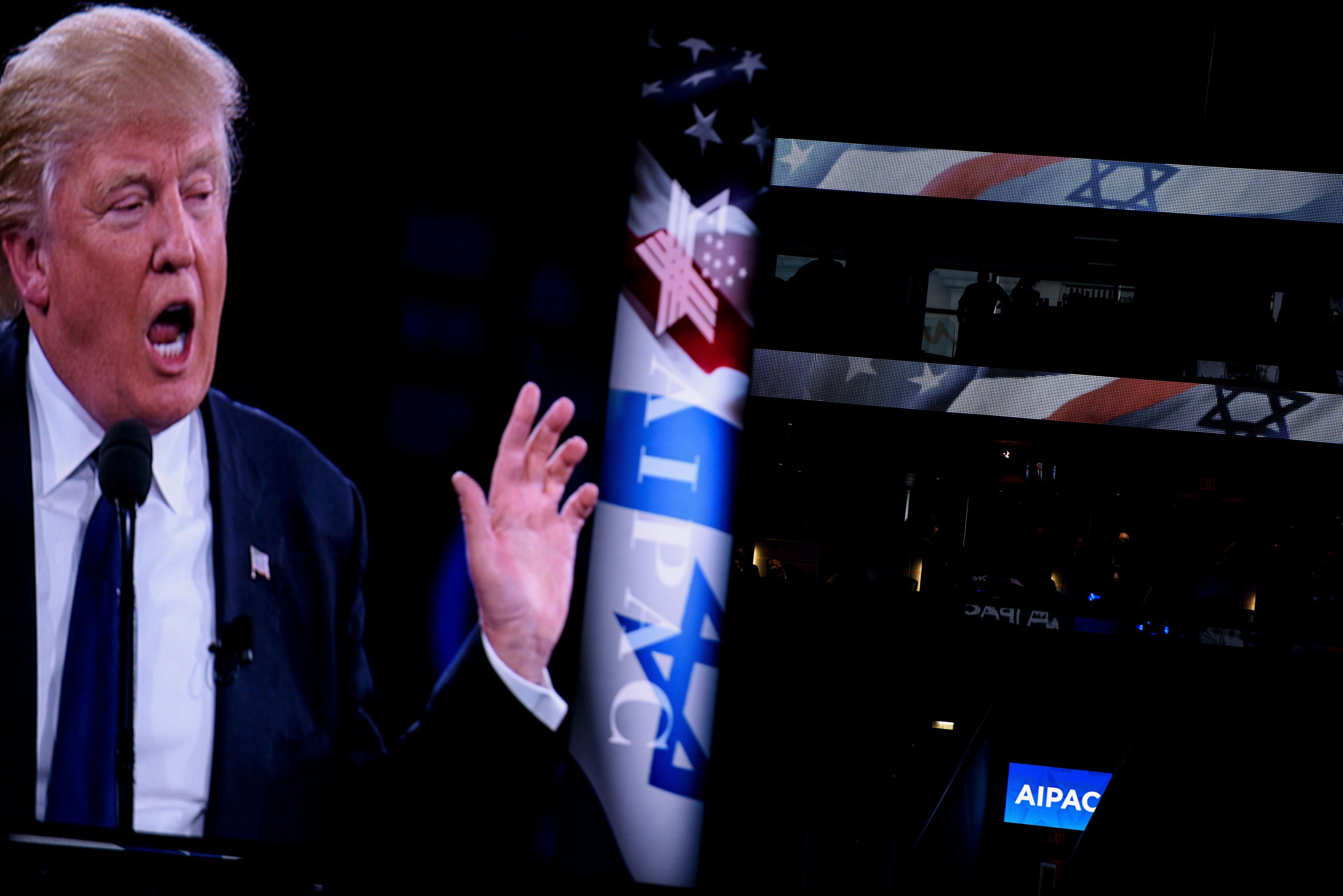 """ترامب .. لغز """"إسرائيل"""" الكبير"""