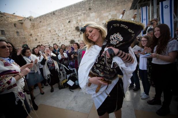 الخلاف العقدي اليهودي على حائط البراق