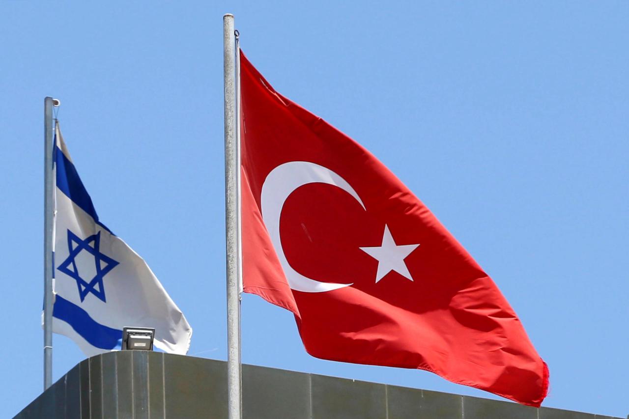 العلاقات الإسرائيلية-التركية بعد التطبيع