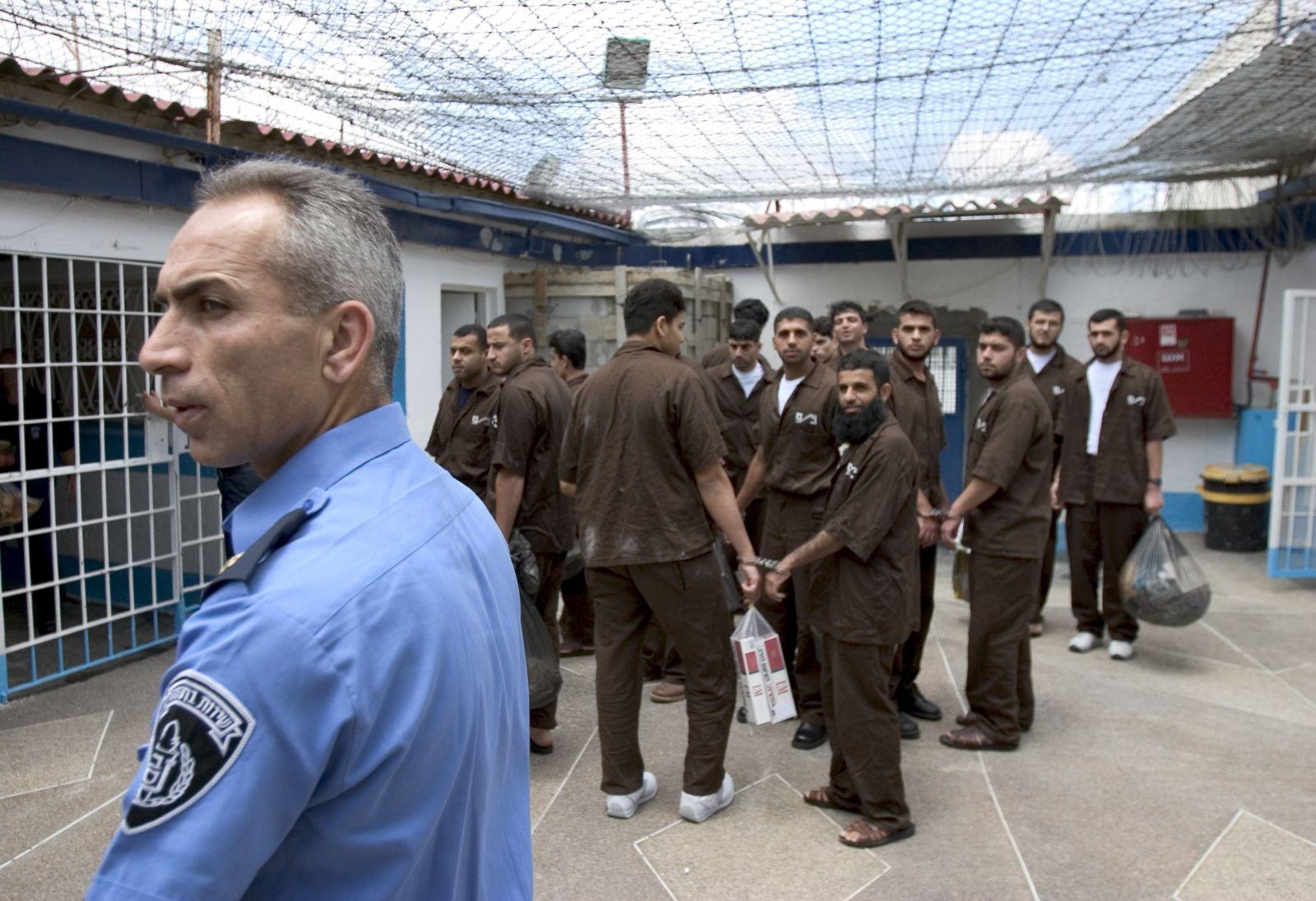"""السجون الخمس الأقسى في """"إسرائيل"""""""