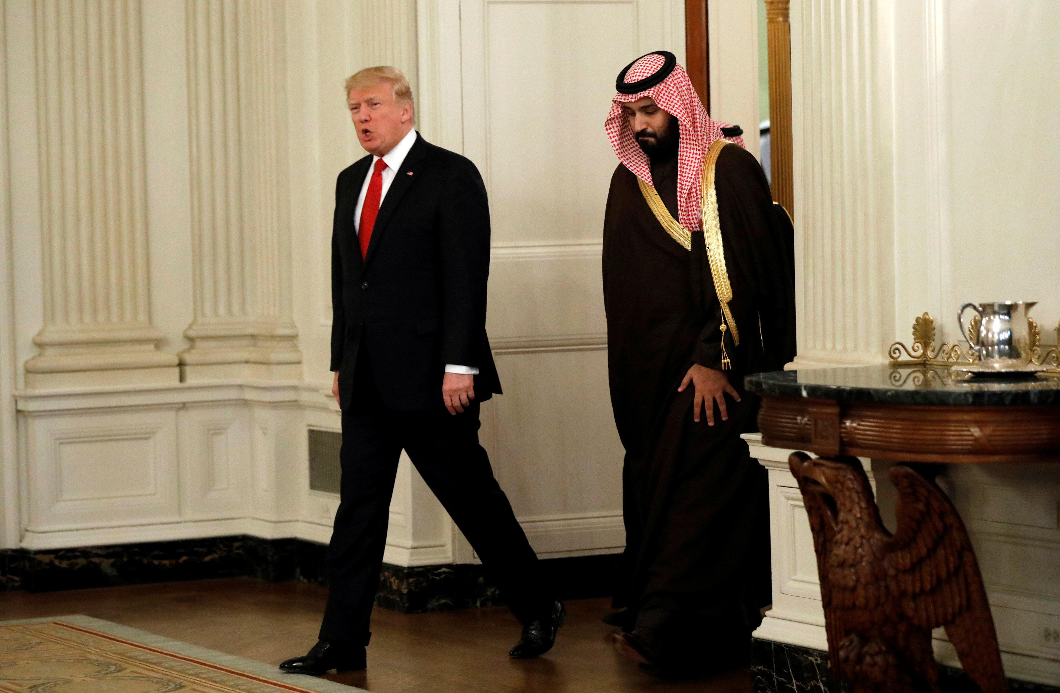 السعودية عملية تغيير سريعة تحفها المخاطر