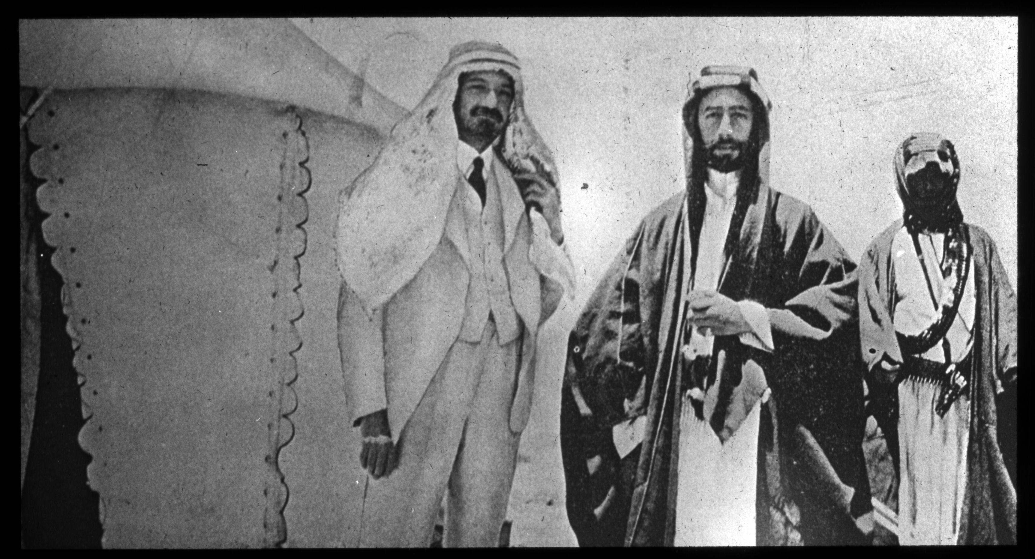 """اتفاق الملك فيصل: اعتراف عربي مبكّر بـ """"إسرائيل""""؟"""