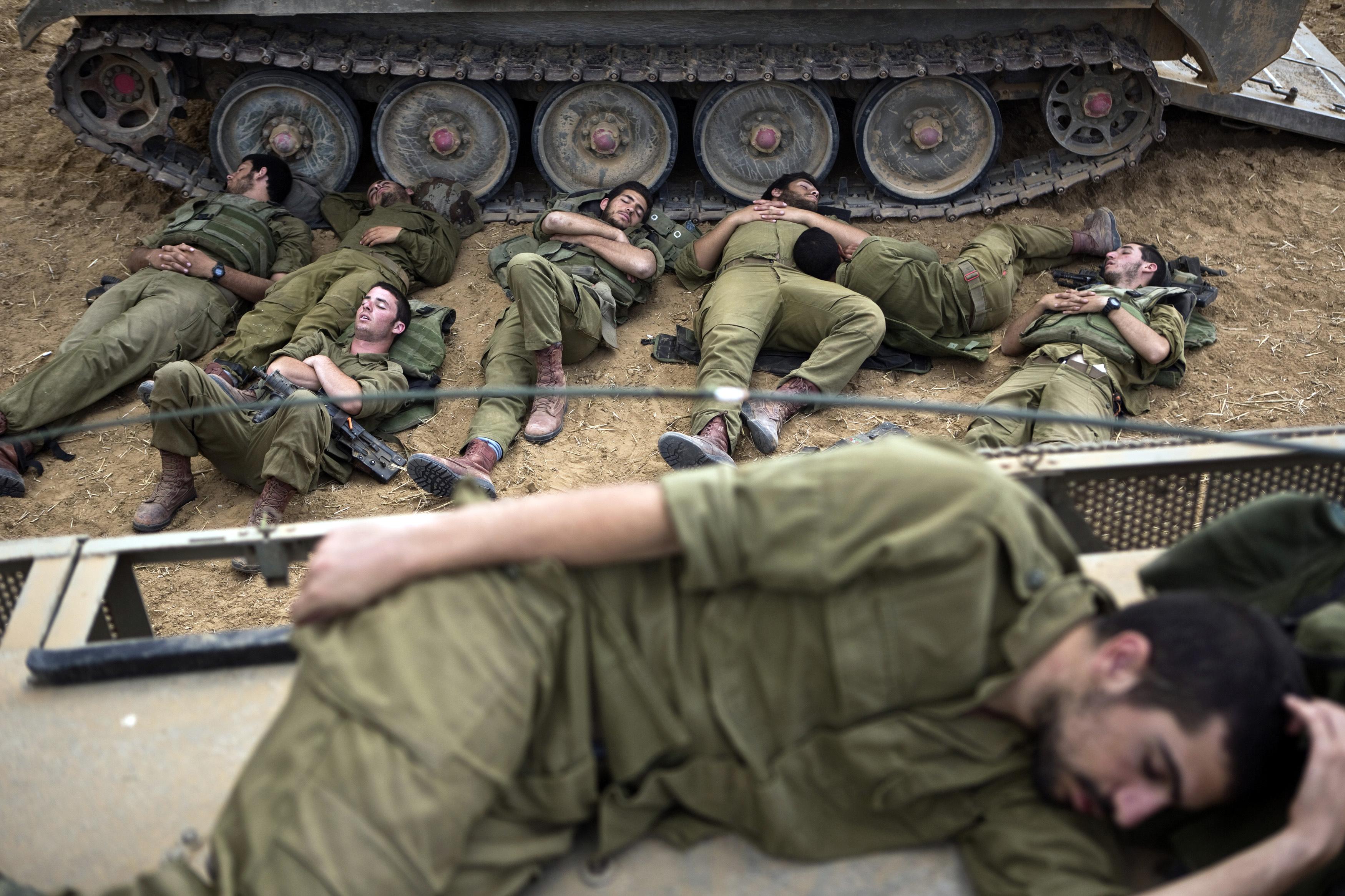 أزمة الفرار من الوحدات القتالية بالجيش الإسرائيلي
