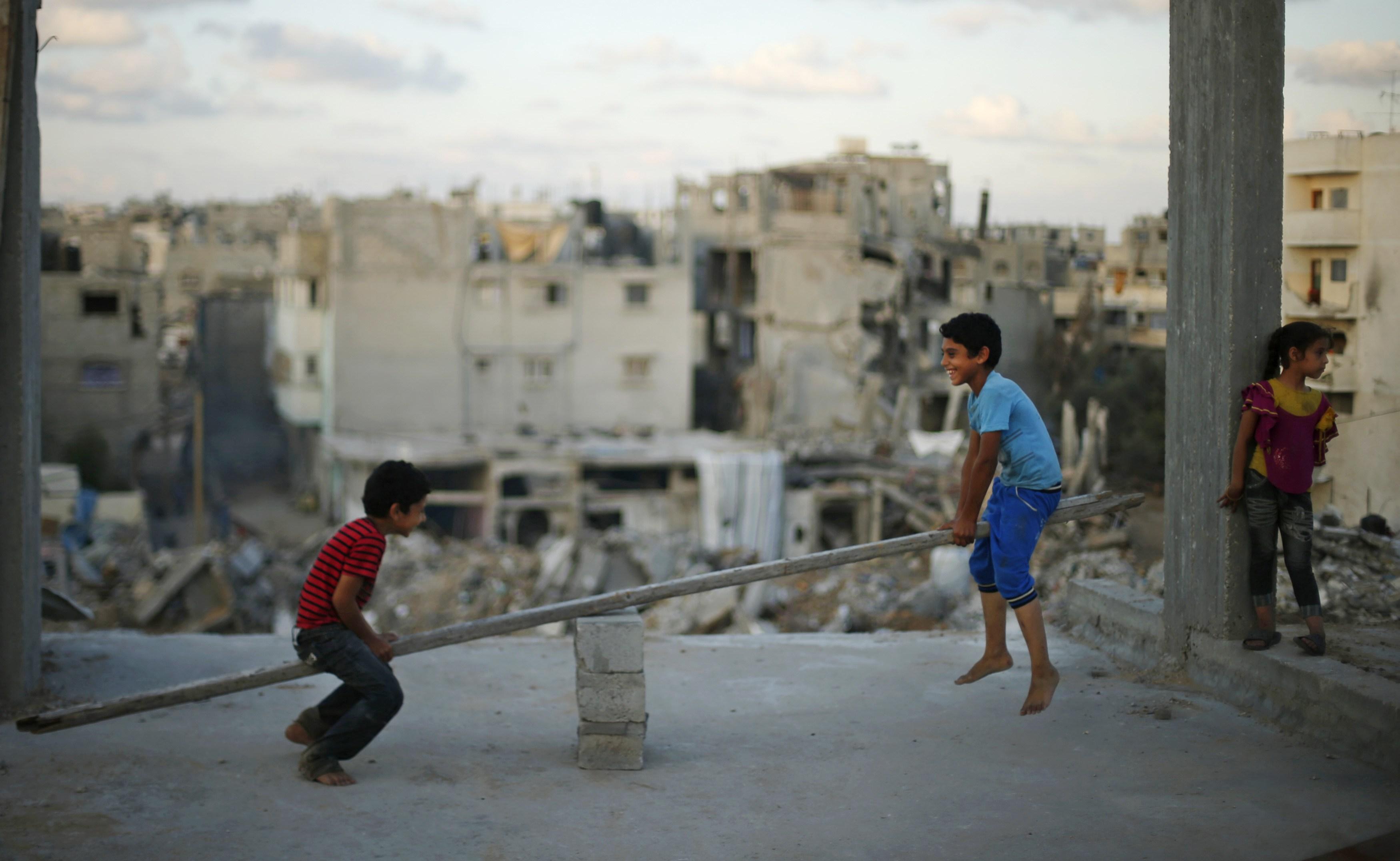 إعادة إعمار غزة .. حديث الساعة الإسرائيلي