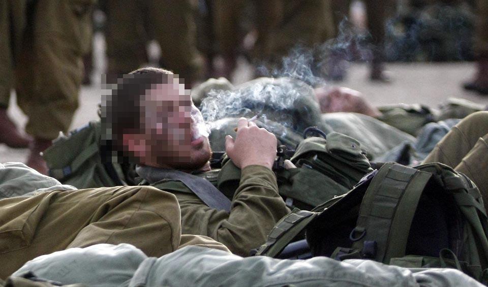 نظرة: حول انتشار الحشيش بجيش الاحتلال الإسرائيلي