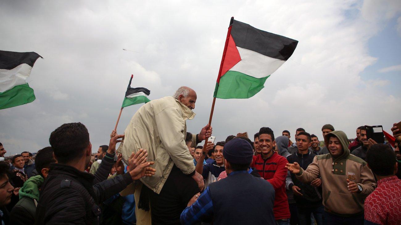 التحديات الإسرائيلية أمام مسيرة العودة الكبرى