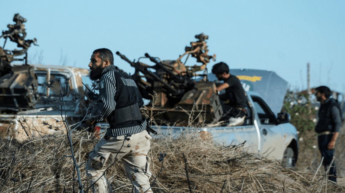 معركة درعا: تقدير موقف إسرائيلي
