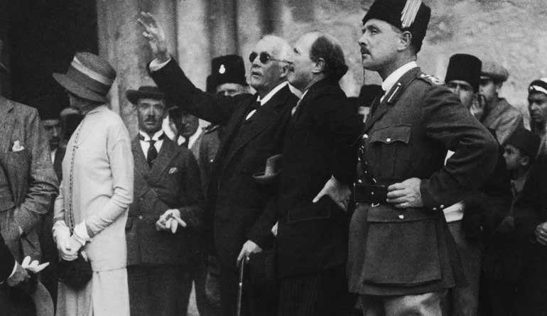 """أسس """"إسرائيل"""": بداية الاستيطان الإحلالي"""