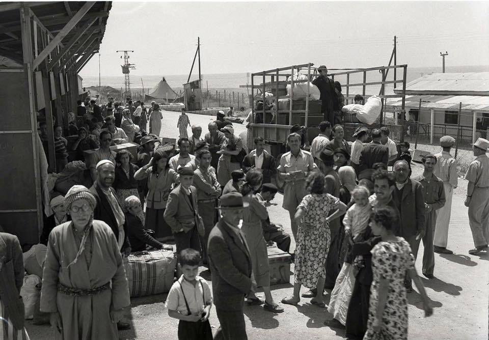 عزرا ونحميا: هجرة يهود العراق