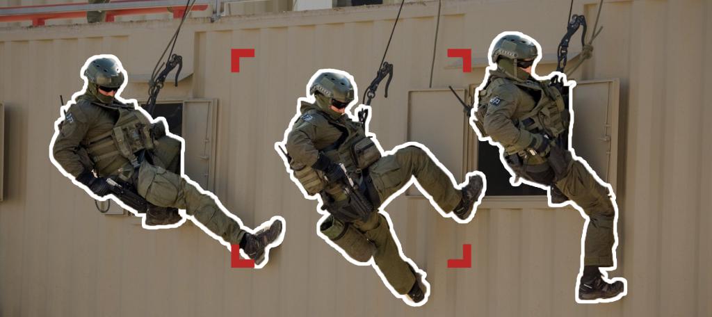 """اليمام : وحدة حل الأزمات في """"إسرائيل"""""""