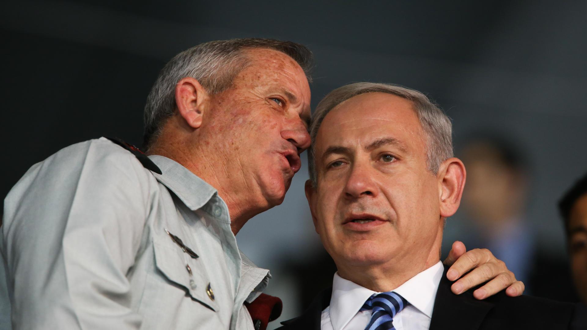 أحزاب الوسط الإسرائيلية: فرصة لإنهاء سيطرة الليكود