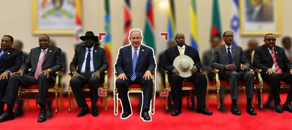 أفريقيا: عودة إسرائيل للقارة