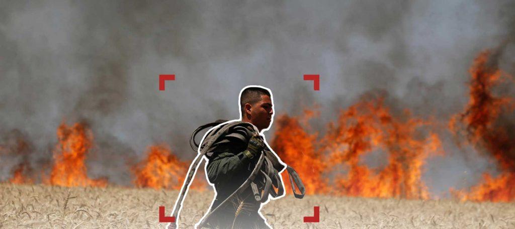 الزراعة الإسرائيلية: خطر الانهيار يقترب