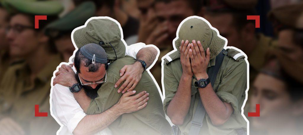 الصدمة النفسية.. مرض الجيش الإسرائيلي