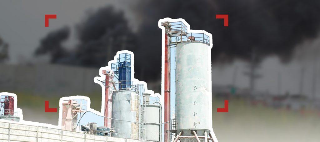 طولكرم ومصنع جيشوري: عبودية حديثة وتلوّث بيئي