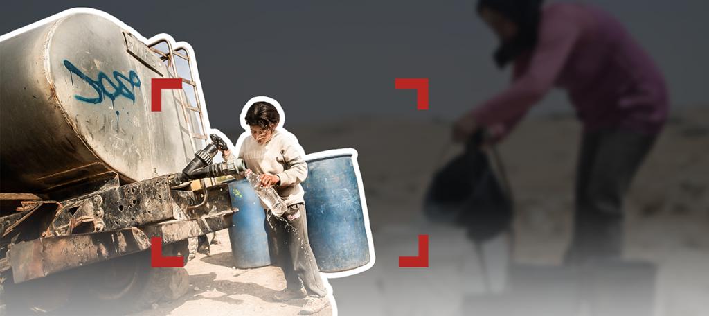 """نقص المياه في الضفة: أزمة تُنظمها """"إسرائيل"""""""
