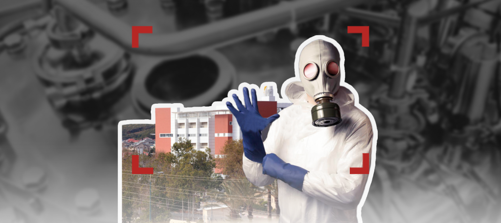 معهد البحوث البيولوجية: مختبر الموت