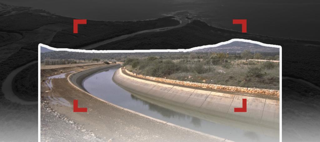 المشروع القُطْري: نهب المياه والأرض