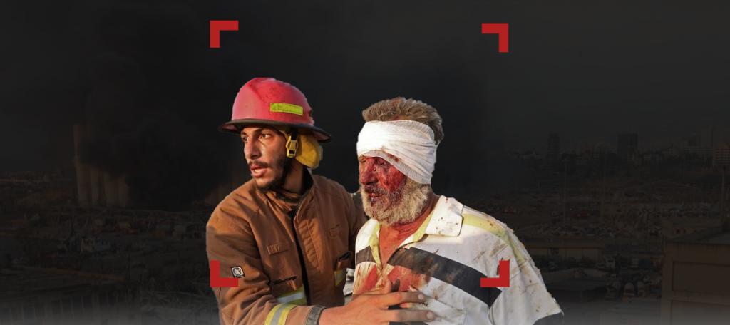 حريق بيروت.. شماتة إسرائيلية علنية