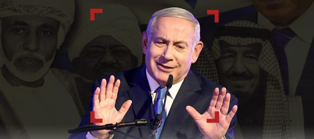 آلة نتنياهو الإعلامية: غزو الخليج