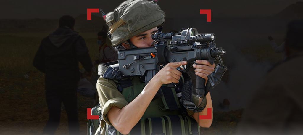 اعترافات قناصة الاحتلال: مسابقة تفتيت الرُكب!