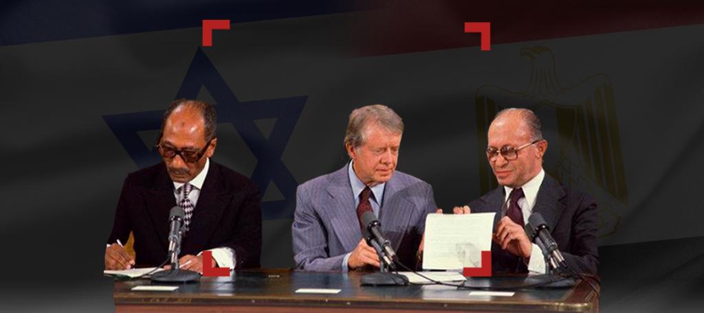 المعاهدة المصرية الإسرائيلية: الجانب العسكري