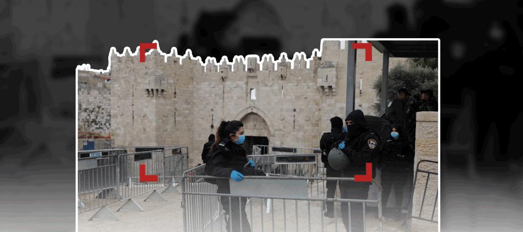 قيود دخول الأقصى: سياسية إسرائيلية تزداد في رمضان