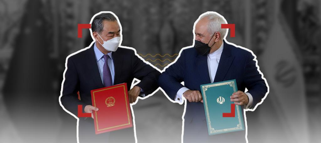 """العلاقات الصينية الإيرانية: معادلة صعبة لـ """"إسرائيل"""""""