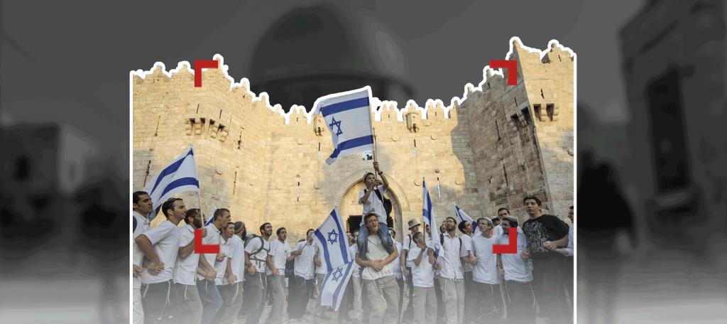 """يوم """"القدس العبري"""": قصة التصعيد"""