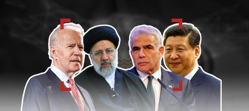 إيران الصين.. تقاطع تهديدات