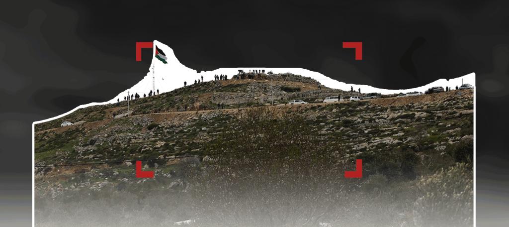 جبل صبيح: استيطان بهدف سياسي؟