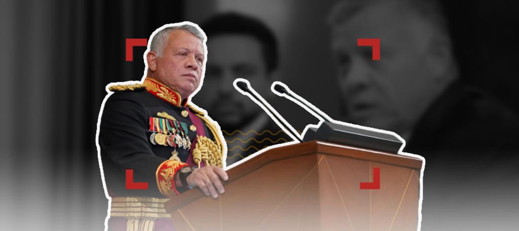 لماذا سعت الولايات المتحدة وإسرائيل والسعودية لإضعاف ملك الأردن؟